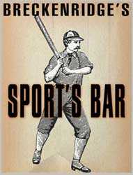 Breckenridge's Sports Bar